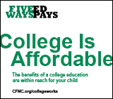 College Is Affordable